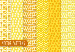 Yellow Abstract Patterns