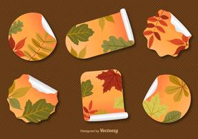 Autumnal Label Vectors