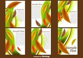 Leaves leaflets