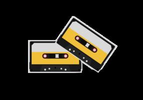 Cassette Tape Vectors