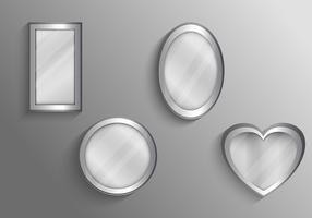 Mirrors Set Vectors