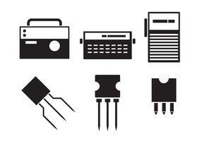 Icons of Electronics