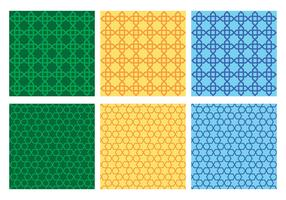 Vintage Morocco Pattern Vectors