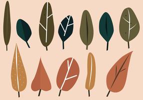 Free Leaf Vector