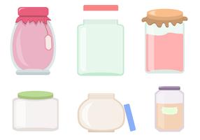 Free Jar Vector