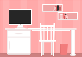 Free Workspace Vector