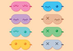Sleep Mask Eyes