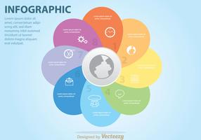 Colorful Venn Business Diagram