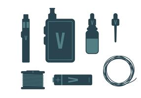 Vape Vector Items