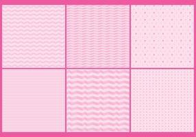 Pinky Girly Patterns