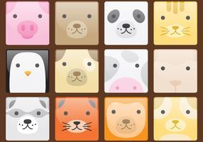 Cute Animal Avatars