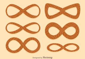 Infinity Wood Icons