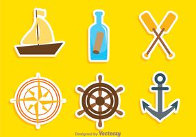 Nautical Colors Icons