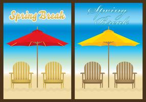 Chair Beach Templates