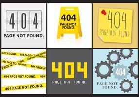 404 Screens