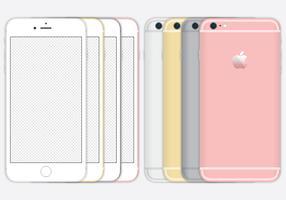 iPhone 6 Vectors