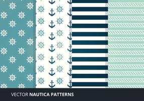 Seamless Patterns Vectors