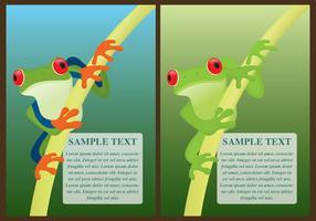 Green Frogs Flyers