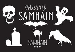 Samhain Vector Illustrations
