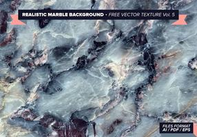 Realistic Marble Background Free Vector Texture Vol. 5