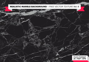 Realistic Marble Background Free Vector Texture Vol. 6