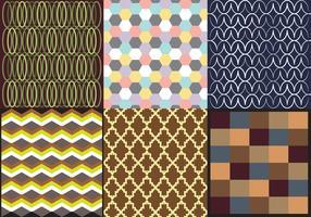 Vectores de alfombra de área