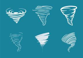 Free Tornado Vector Illustration