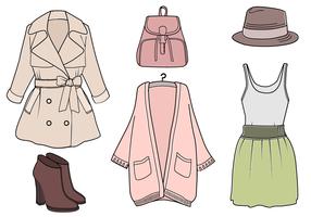 Free Clothes Vector