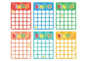 Retro Bingo Card