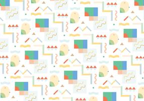 Fun Abstract Pattern Vector