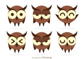 Cute Owl Expression Vectors