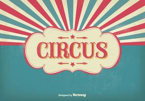 Vintage Circus Illustration