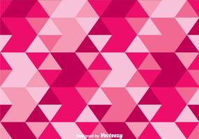 Triangle Pink Camo Vector
