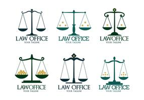 Law Office Logo Vectors