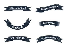 Nautical Ribbon