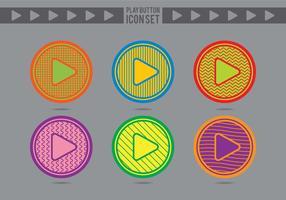 Icono del botón de reproducción 2