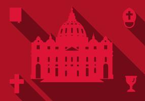 Free Basilica Rome Vector