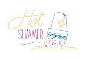 Free Summer Vector