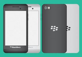 Blackberry Z10 Vectors