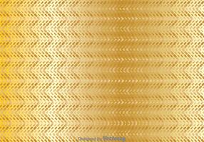 Gold Geometric Zig Zag Background