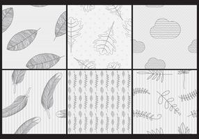 Hand Made Vector Patterns
