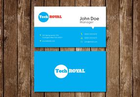 Creative Visiting Card