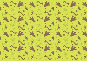 Free Dinosaur Pattern #9
