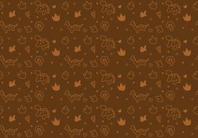 Free Dinosaur Pattern #2