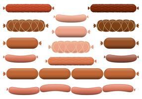 Sausage Vectors