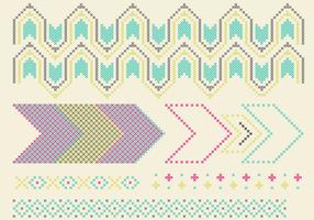 Cross Stitch Pattern Set