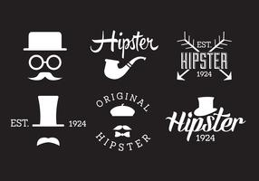 Set of Hipster Labels