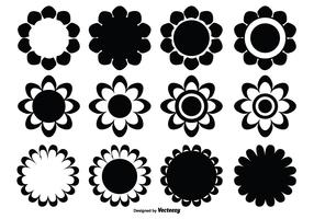 Assorted Flower Shape Set