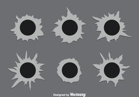 Bullet Hole Metal
