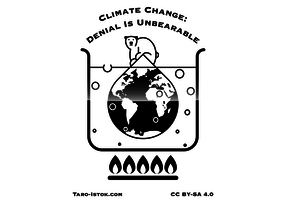 Climate Change: Denial Is Unbearable